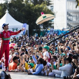 FE – A KALEIDOSCOPE OF EMOTIONS IN THE MEXICO CITY EPRIX
